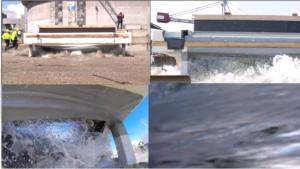 Video-optagelse af eksperiment