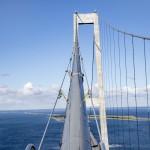 Storebæltsbroens hovedkabel