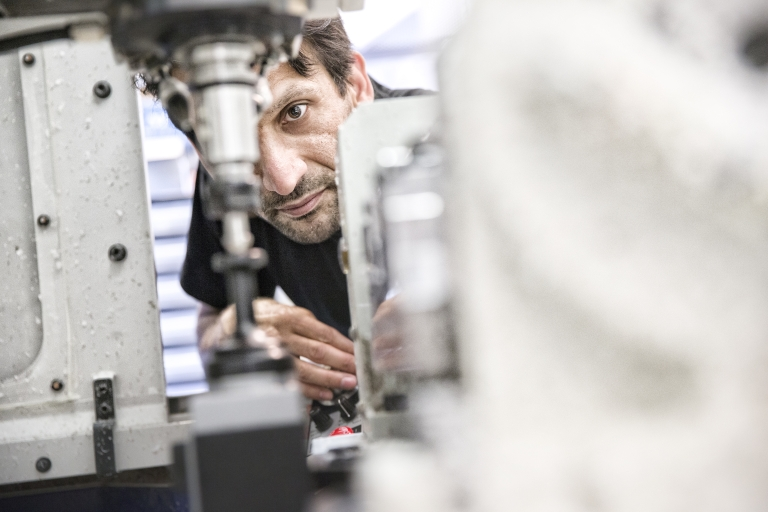 Billeder af Industri teknikere til Dansk Metal her er det fra Lindberg
