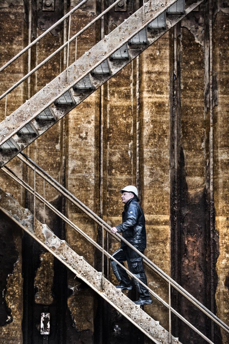 Karstensen skibsværft i Skagen har Travlt - Meget travlt